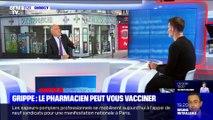 Grippe: le pharmacien peut vous vacciner - 15/10