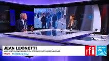 Port du voile: «Je suis pro-Blanquer. Sa réponse est juste», dit Jean Leonetti (LR)