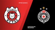 Rytas Vilnius - Partizan NIS Belgrade Highlights | 7DAYS EuroCup, RS Round 3