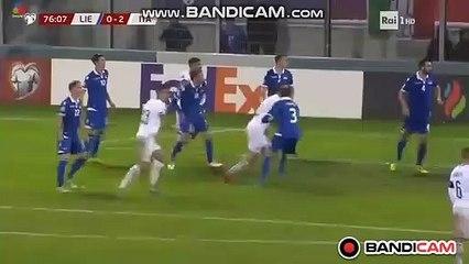 هدف ثالث ل إيطاليا (أليسيو رومانيولي)