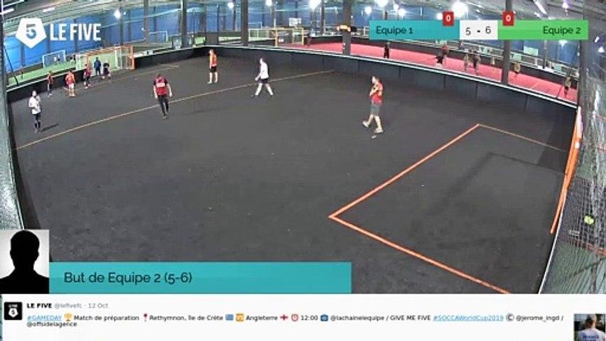But de Equipe 2 (5-6)