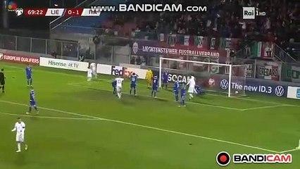 هدف ثاني ل إيطاليا (أندريا بيلوتي)