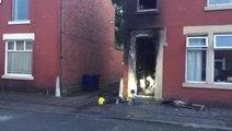 Penwortham house fire