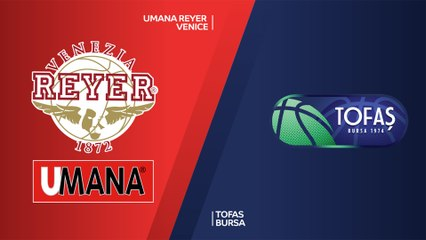 7Days EuroCup Highlights Regular Season, Round 3: Reyer 76-65 Tofas