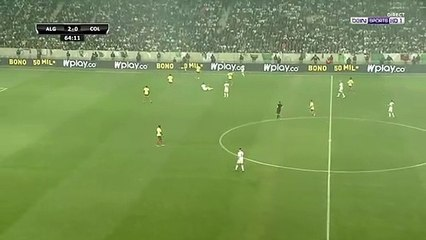 Magnifique but de Mahrez face à la Colombie (ALG 3-0 COL)