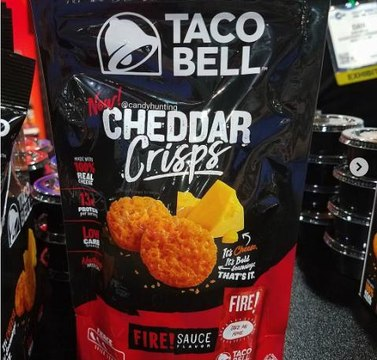 Taco Bell Is Making Chips Out of Cheese