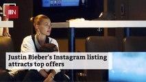 Justin Bieber's New Listing