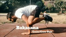 How I achieved BAKASANA   Yoga Asana   Yoga Pose   Crane Pose   Crow Pose