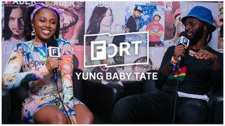 Yung Babe Tate talks Atlanta essentials, her diverse live sets, and upcoming music