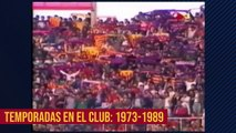 Ramon Mariño Lorenzo: Miguel Bernardo Bianquetti 'Migueli' Barcelona FC