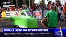 Australie : objets roulants non identifiés - 15/10