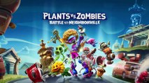 Plants vs. Zombies : La Bataille de Neighborville - Bande-annonce de lancement