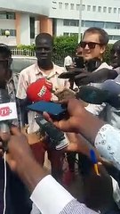 Me El hadji Diouf se défoule sur les amis de Guy Marius kouma saga ma saga ko ndeye