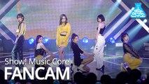[예능연구소 직캠] GFRIEND - Fever, 여자친구 - 열대야 @Show! Music Core 20190713