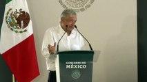 Andrés Manuel López Obrador ofrece todo su apoyo a Zacatecas y al Gobernador Alejandro Tello