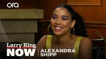 """""""You need that gratification"""": Alexandra Shipp on our addiction to social media"""