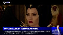 Maléfique 2 marque le retour d'Angelina Jolie en tant qu'actrice au cinéma après 4 ans d'absence