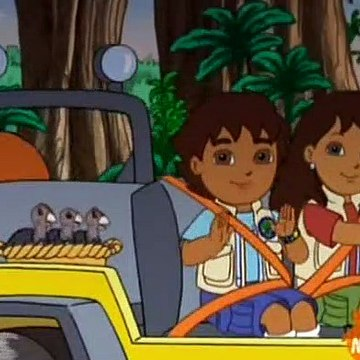 Go Diego Go S01E06 Three Little Condors-Indi