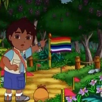 Go Diego Go S01E08 Armadillos Rainforest Race-Indi