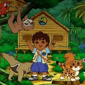 Go Diego Go S01E10 Linda the Llama Saves Carnival-Indi