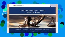 Full version  Employment and Labor Law Complete