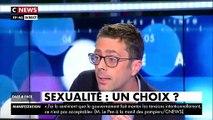 """Débat tendu hier soir sur Cnews quand Eric Zemmour affirme que les homosexuels choisissent leur sexualité: """"S'ils veulent des enfants qu'ils couchent avec des femmes !"""""""