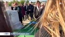 """En pleines funérailles , les proches entendent le défunt parler dans son cercueil : """"Laissez-moi sortir, il fait noir là-dedans!""""- VIDEO"""