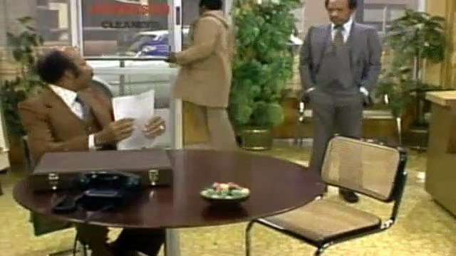 The Jeffersons Season 3 Episode 17 A Case of Black and White