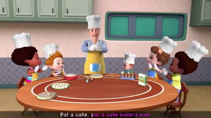 Pat a Cake Song | 3d English Nursery Rhymes & Kids Songs by 3d English Rhyme