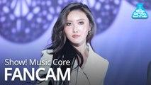 [예능연구소 직캠] MAMAMOO - Wind Flower (HWASA), 마마무 - Wind Flower (화사) @Show Music core 20181215