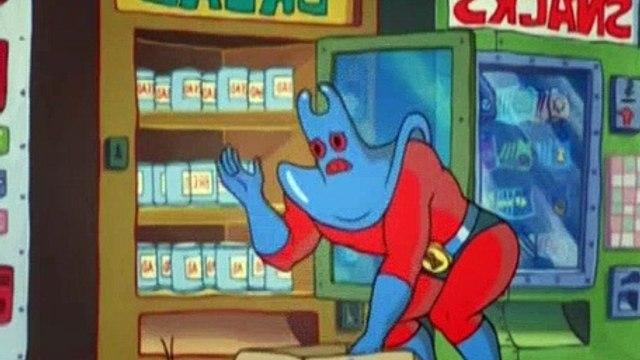 SpongeBob SquarePants Season 10 Episode 8 - Super Evil Villain Aquatic Team Up is Go
