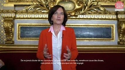 Laurence Rossignol: ses conseils aux femmes pour réussir en politique
