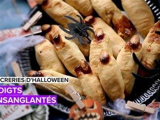Devenez un monstre de la cuisine pour Halloween