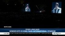 Perdana, BTS Gelar Konser di Arab Saudi