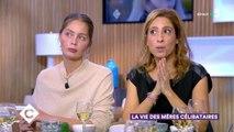 Léa Salamé se confie sur sa relation avec Raphaël Glucksmann pendant sa grossesse
