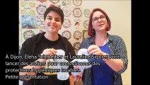 Dijon : un atelier pour apprendre à confectionner des protections hygiéniques