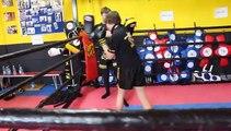 Kick and Thai Boxing