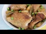Adobong Manok Sa Gata At Pina Recipe   Yummy PH
