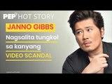 Janno Gibbs nagsalita tungkol sa kanyang video scandal   PEP Hot Story
