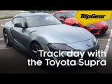 Driving the all-new 2020 Toyota Supra in Japan