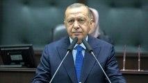 Erdoğan: Suriye halkına karşı değil, Suriye halkıyla birlikte zalimlere karşı mücadele ediyoruz