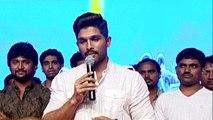 Allu Arjun Will Announce Good News to His Fans(Telugu)