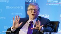Bill Gates Says Government Should Take Long-Term View on Climate Change