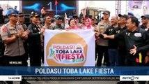 Kapolda Sumut Resmikan Acara Toba Lake Fiesta