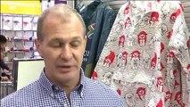 Au Japon, les maillots de rugby en rupture de stock