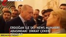 Erdoğan yabancı gazetecinin'Endişeli misiniz?' sorusuna böyle yanıt verdi