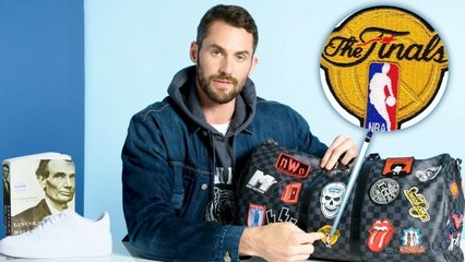 10 Things Kevin Love Can't Live Without