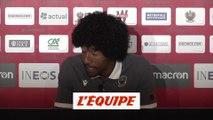 Dante «Retrouver cette envie de faire mal avec le ballon» - Foot - L1 - Nice