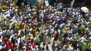 Guinee Le peuple dit Non au 3eme Mandat de Alpha C