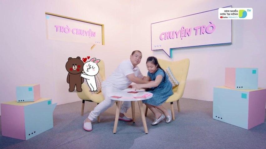 Dùng hành động để mô tả tình yêu 'siêu cưng' - Trò Chuyện, Chuyện Trò Tập 4 - DreamsTV - 2017 | Godialy.com